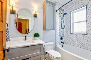 صورة حمامات صغيرة , طرق استغلال الحمام صغير المساحة