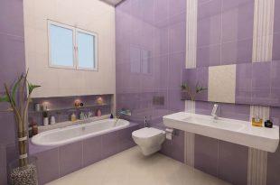 صورة ديكور حمامات منازل ,حمامات منزل شيك وروعة