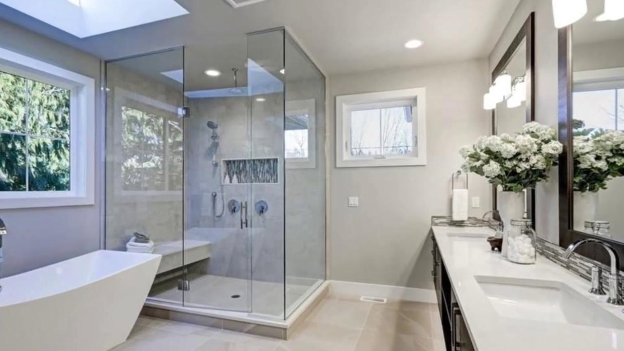صورة ديكور حمامات منازل ,حمامات منزل شيك وروعة 3362 5
