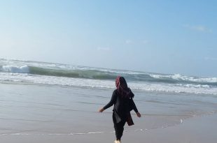 صورة بنات في البحر , اجمل بنات على البحر