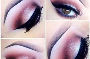 صورة مكياج عيون لبناني , مكياج عيون يسحر من شدة جماله