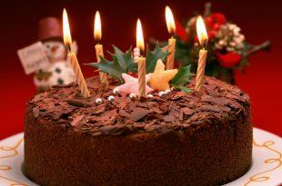 صورة صور كعكة عيد ميلاد ,اشيك تشكيلة من كعك عيد الميلاد