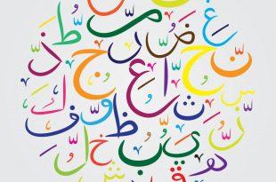 صورة صور عن اللغة العربية , اجمل الكتابات بالصور للغة العربية