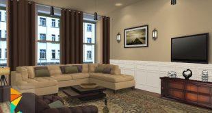 صورة غرف معيشة , اشكال جميلة ومميزة من غرف المعيشة
