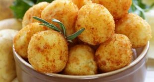صورة طريقة عمل كرات البطاطس, تحضير كرات البطاطس بشكل لذيذ