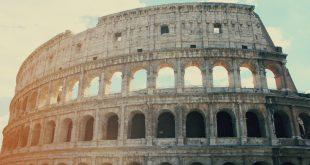 صورة شىء غريب لم اكن اعلم ان روما يطلق عليها ذلك الاسم , مدينة التلال السبع