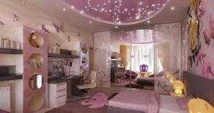 صورة افكار جميله هتغير من شكل غرفتك , ديكور غرف نوم بنات