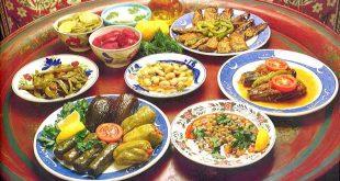 صورة اكله جديده على سفره رمضان,اكلات رمضانية جديدة