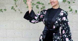 صورة لم ارى فى حياتى اشيك من تلك الفساتين , صور فساتين تركية للمحجبات
