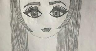 صورة أجمل الرسومات السهله لتعليم الطفل الرسم , رسم سهل جدا