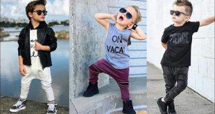 صورة ملابس اطفال اولاد, أجمل التشكيلات لملابس الاطفال