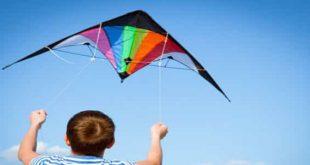 كيف تصنع طائرة ورقية بالخيط